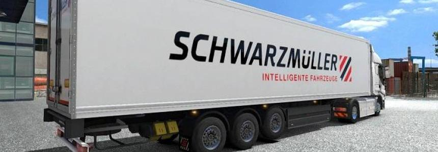 Liftable axle for Schwarzmuller trailers (Only 1.27.x)