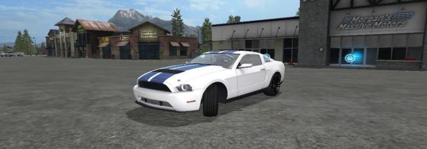 Lizard Road Rage (Shelby) v1.1