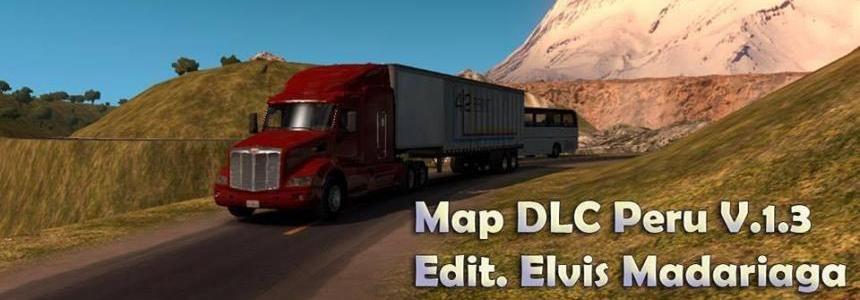 Map DLC Peru v1.3