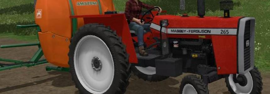 Massey Ferguson 265 v1.0