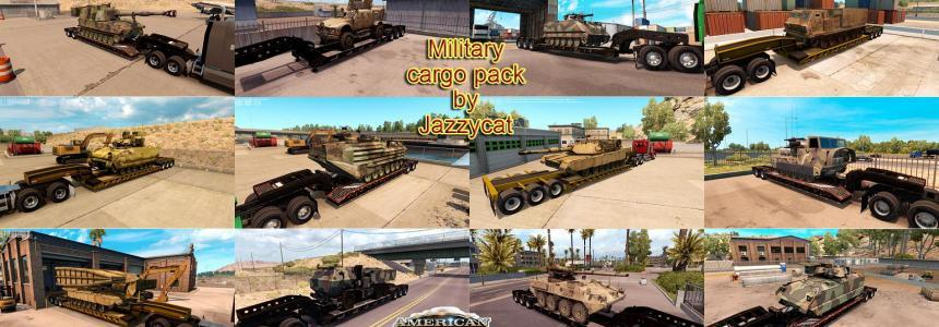 Military Cargo Pack by Jazzycat v1.0.1