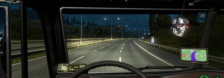 Modified Route Advisor for ETS2 [1.27] and ATS [1.6]