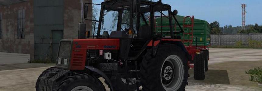 MTZ 892 Farming simulator 17 v1