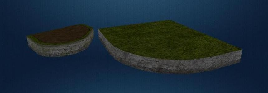 Murs Farming simulator 17 v1