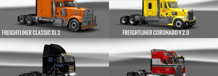 Pack v10.8 compt. Trucks with Powerful 10.4 1.26