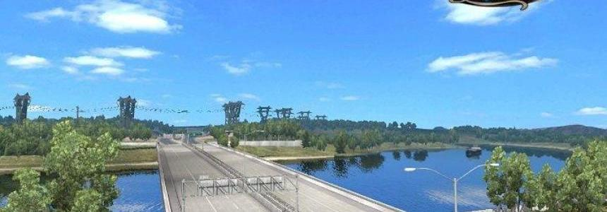 Piva Weather mod v3.1 for ATS [1.6.x]