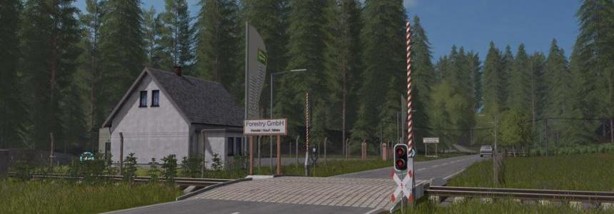 Railway Barrier (Prefab) v1.0.0.0