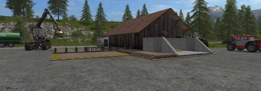 Sawmill FS17 v1.1.2.0