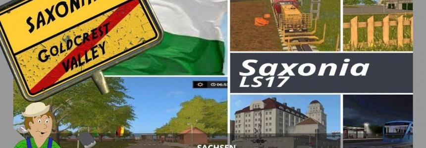 Saxony for LS17 v2.2.1 Multifrucht