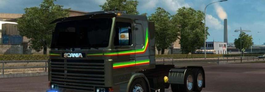 Scania 113 Frontal v4.0