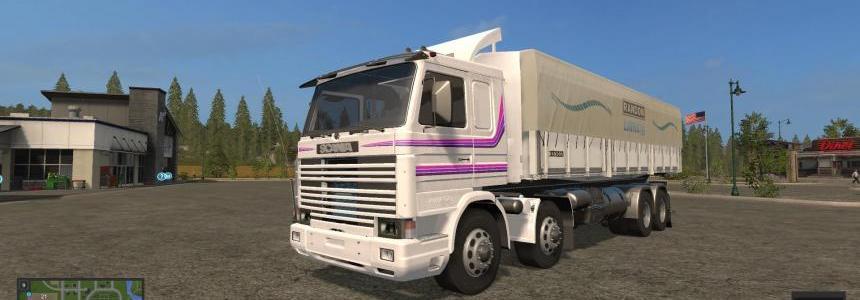 Scania 113 Series Dump Bitruck v1.1.0.0