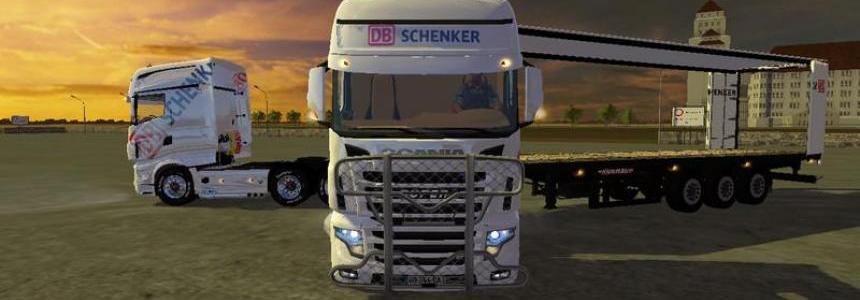 Scania R 700 v1.0