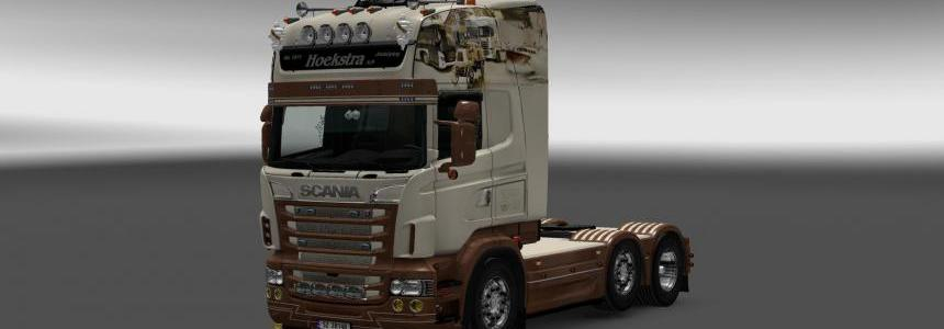 Skin for RJL's Scania R/S Scania 125 Years 1.26.x
