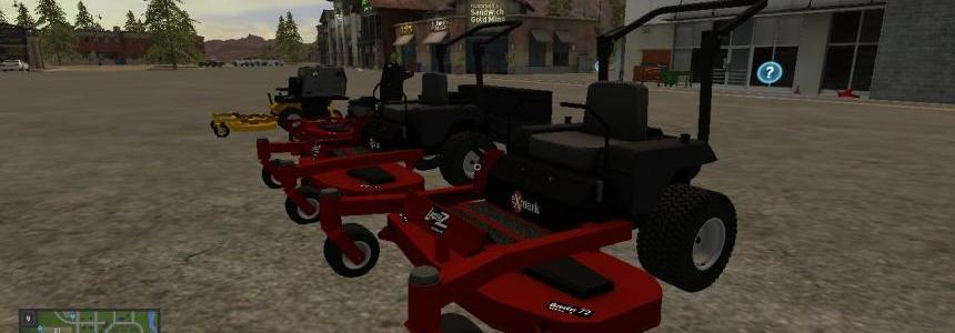 Exmark & Walker Mower Pack