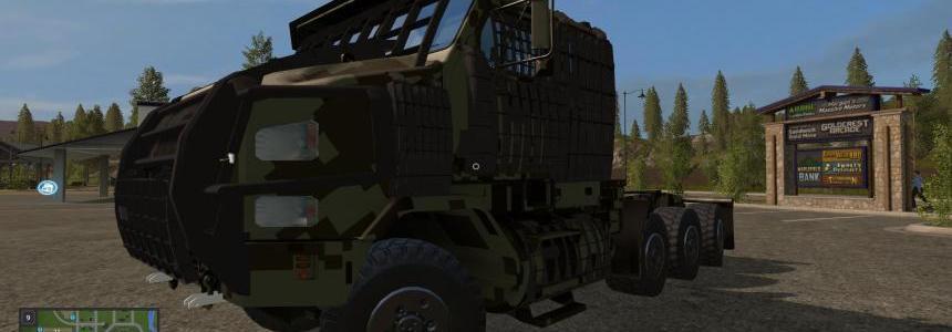 SLAT ARMORED OSHKOSH HET M1070 v1