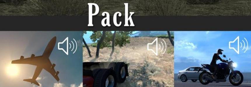 Sound Fixes Pack v17.25 - ATS