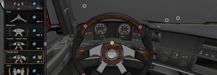 Steering Creations Pack DLC from ATS [1.27.x]