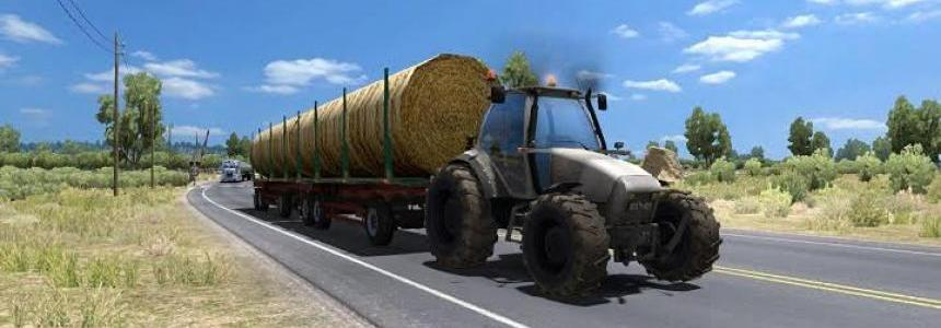Tractor in Traffic for 1.6