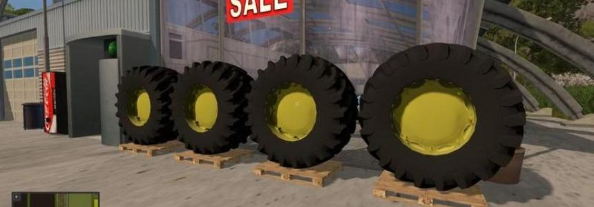 Tractor Tire v1.0
