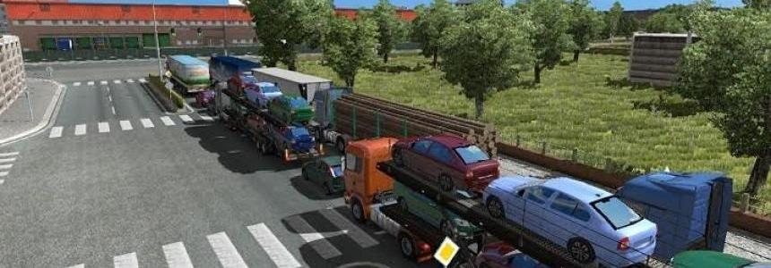 Traffic Density and Speedlimits for 1.27