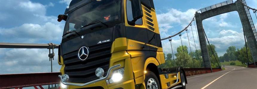 Truck Physics v0.5.0 BETA