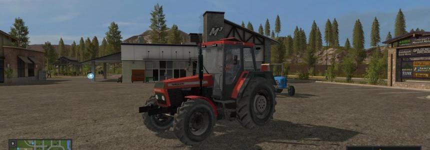 URSUS 1234 Farming simulator 17 v1