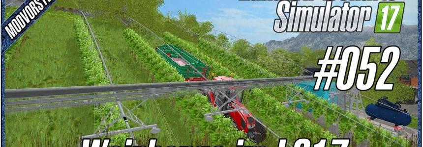 Vineyard Farming simulator 17 v2.0