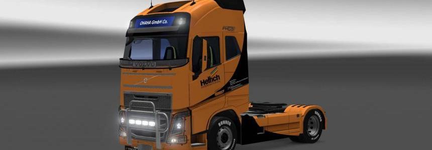 Volvo FH162013 (ohaha) Hettich skin 1.26