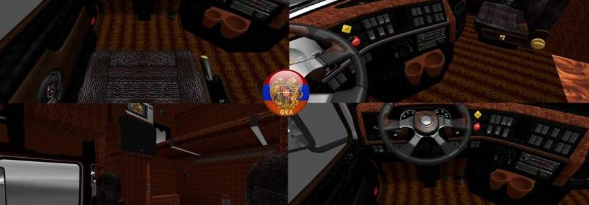 Volvo VNL 670 New Interiors 1.26.7s-1.27.12s