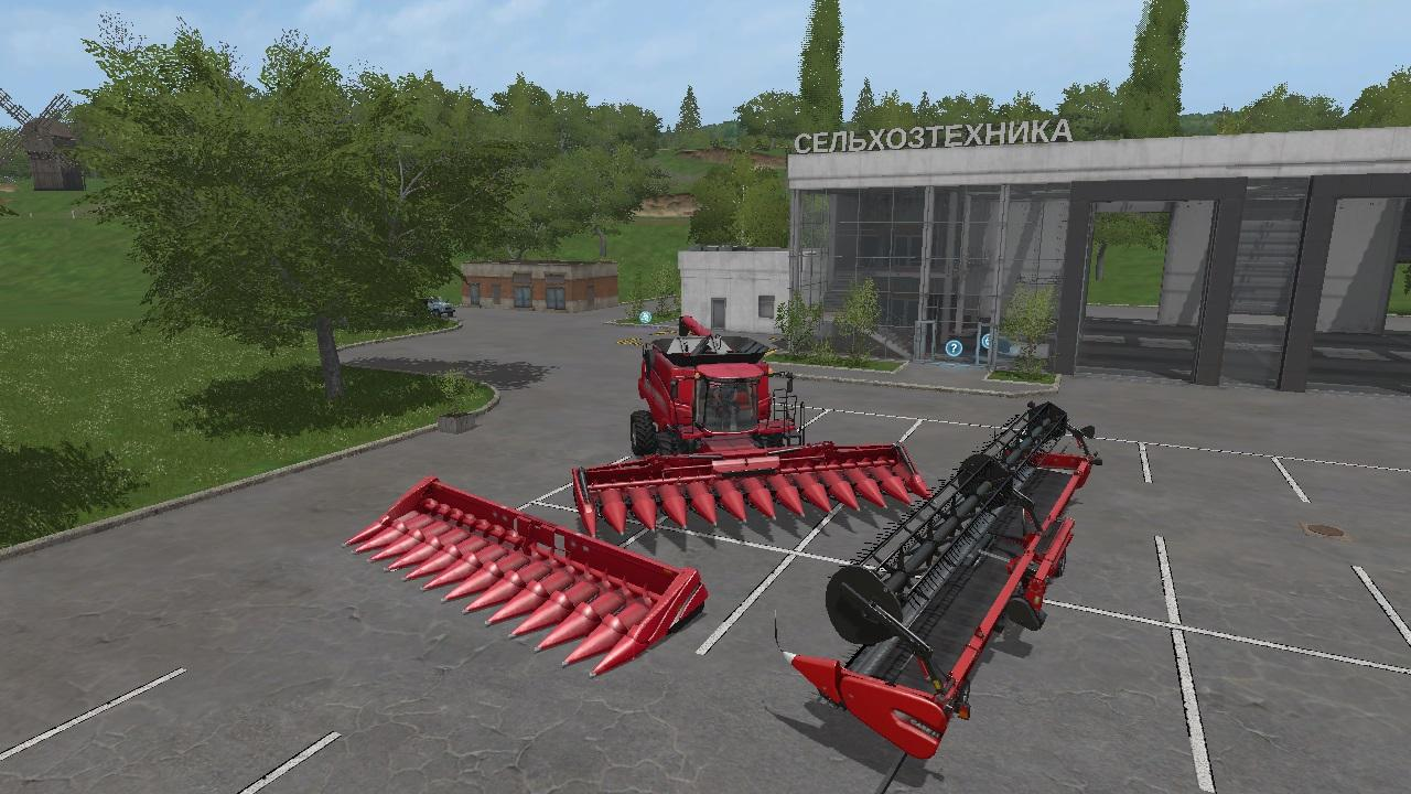 CASEIH PACK V3 BY EAGLE355TH