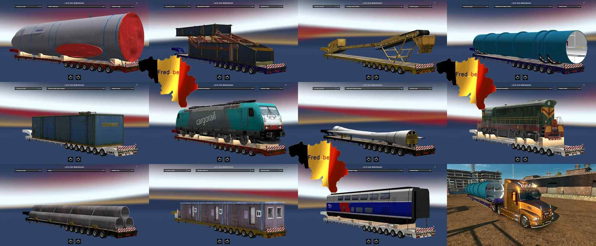 OVERSIZE TRAILERS 1.26.X