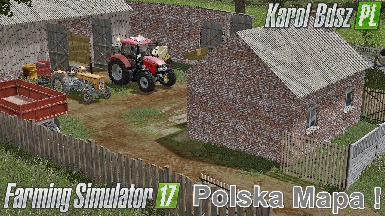 POLSKA MAPA BY KAROL BDSZ