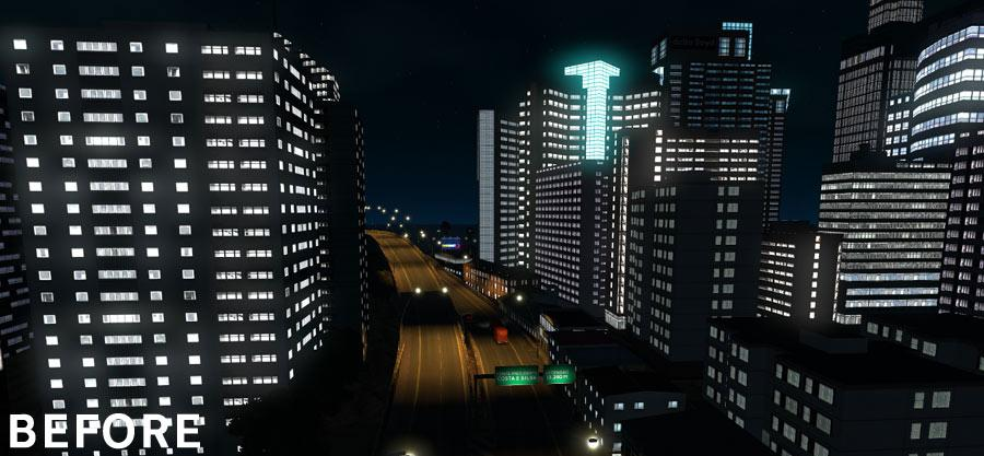 Realistic Building Lights v2.1 [1.27.X]