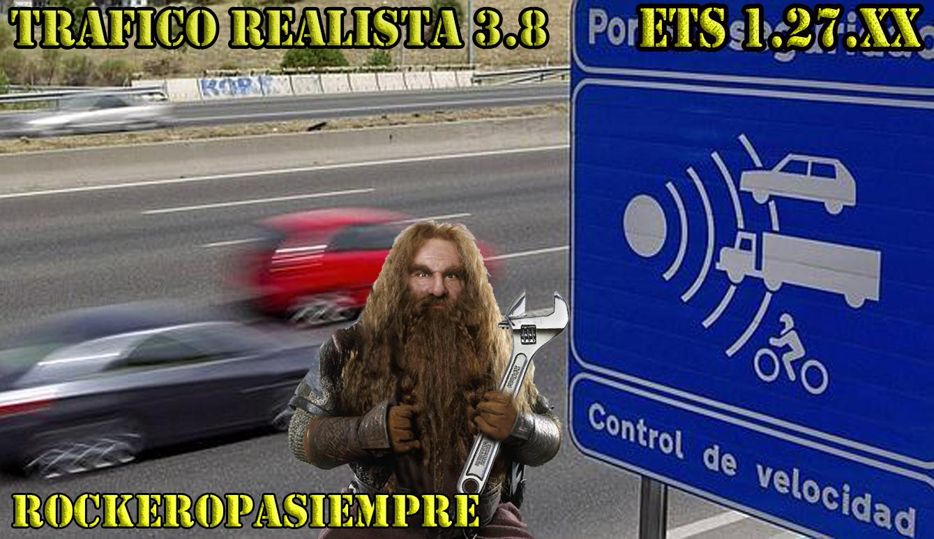 Realistic traffic 3.8 by Rockeropasiempre for [1.27.X]