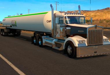 GPA Sonora Truck Skins and Cistern Trailer 1.5.x