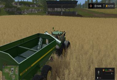 John Deere 650 - Grain Wagon