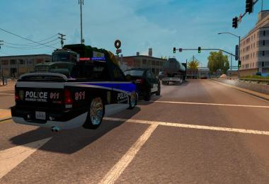 Dodge Ram V1 ATS