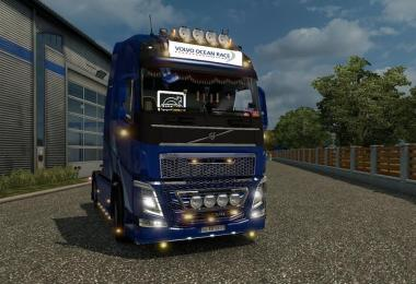 Volvo FH16 Accessories + Interior v3.2