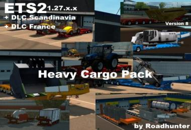 62 Heavy Cargo Pack v8.0