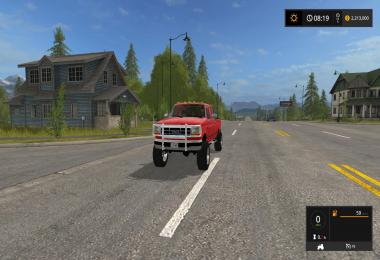 96 Ford F350 Power Stroke v2