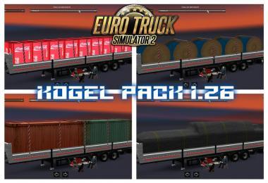 Trailer Kogel Pack 1.26