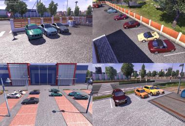 AI Traffic Pack (TDU2) for patch 1.27