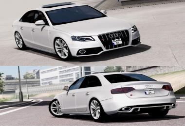 Audi S4 RS v1.0