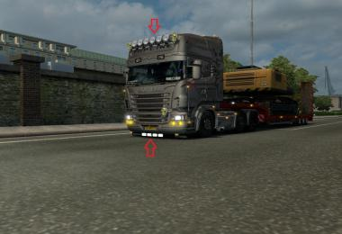 Balbo Light Ets2 1.27.x