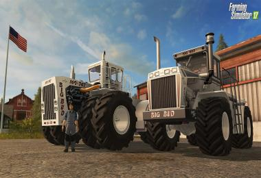 Big Bud DLC for Farming Simulator 17