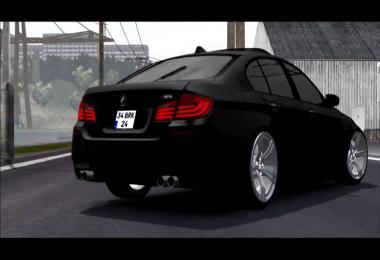 BMW M5 F10 1.26x