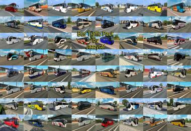 Bus Traffic Pack by Jazzycat v1.8.2