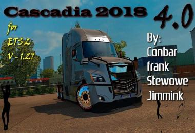 Cascadia 2018 by Conbar V4.0 for 1.27