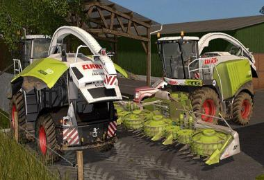 Claas Jaguar 900 Series Type 497 FS17 v1