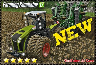 Claas Xerion 4000-5000 (3rd generation) v4.0